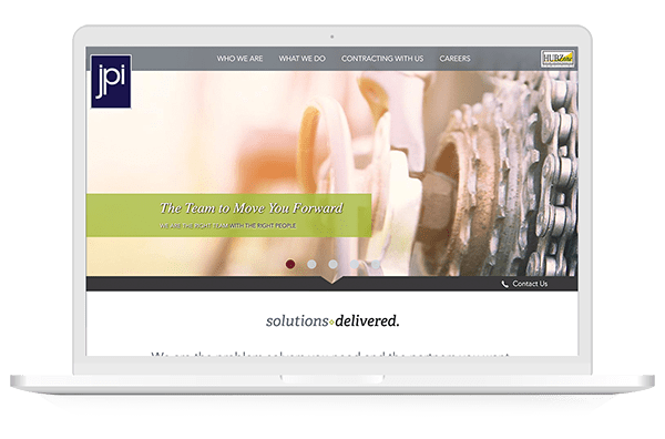 JPI website screen shot