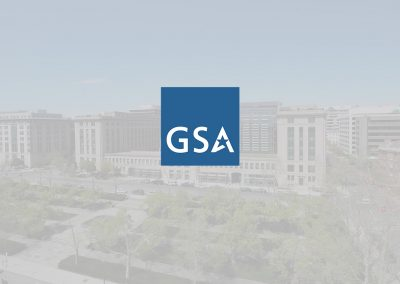 GSA Federal Acquisition Service (FAS) Data Governance